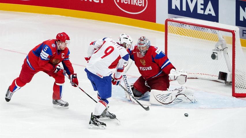 Чемпионат мира по хоккею. Фото с сайта eurosport.com