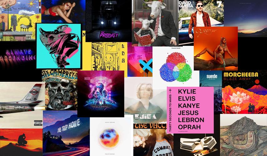 Голосуй за лучший зарубежный альбом