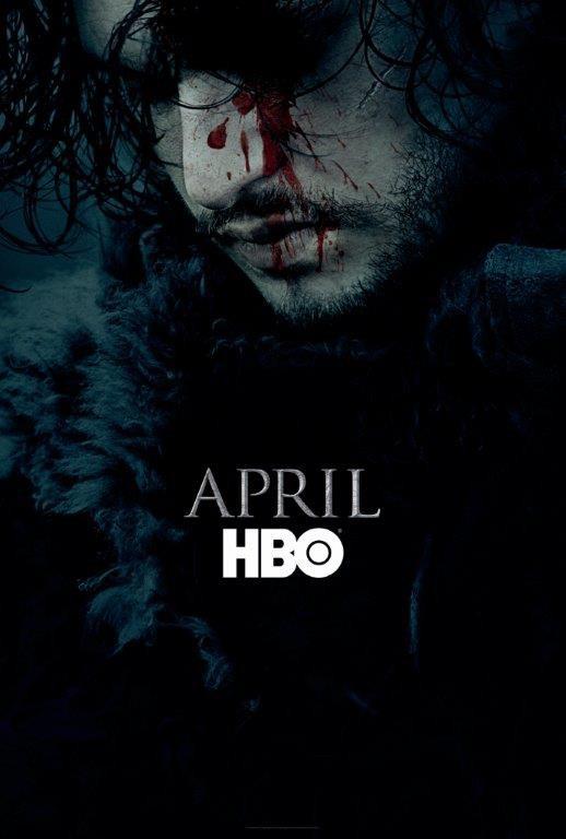 Постер к шестому сезону сериала «Игра престолов». Изображение с сайта tjournal.ru