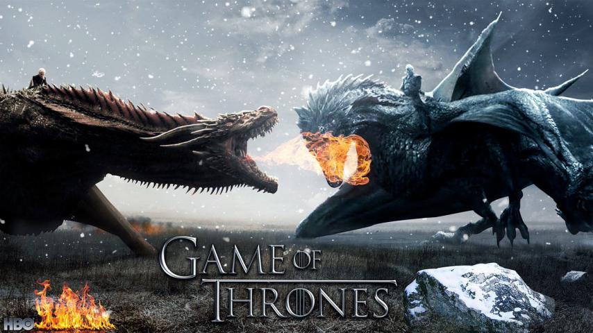 Постер из сериала «Игра престолов»
