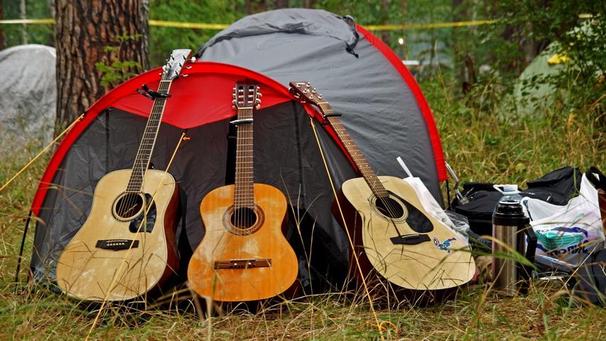 С 3 по 5 августа 2018 года на берегу реки Пышма в Свердловской области пройдет 41-й Всероссийский фестиваль песни «Знаменка»