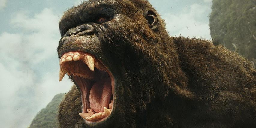 Кадр из фильма «Конг: Остров черепа»