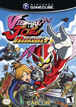 Обложка игры Viewtiful Joe: Red Hot Rumble