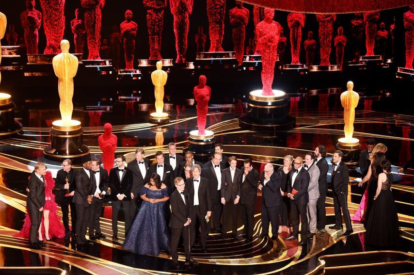 «Оскар 2019». Фото с сайта cosmopolitan.ru