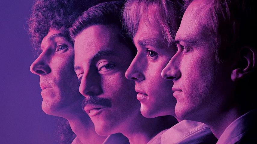 Постер фильма «Богемская рапсодия»