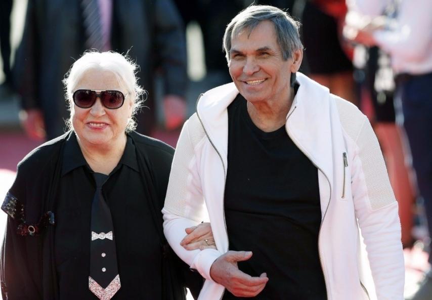 Алибасов и Шукшина. Фото с сайта n1s2.starhit.ru
