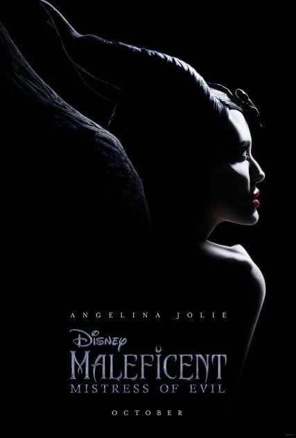 Постер «Малефисенты 2»