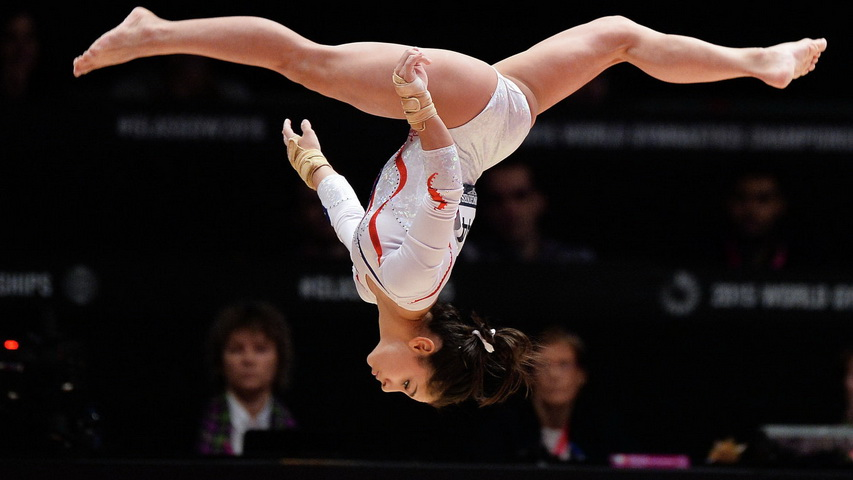 Спортивная гимнастика. Фото с сайта rsport.ria.ru