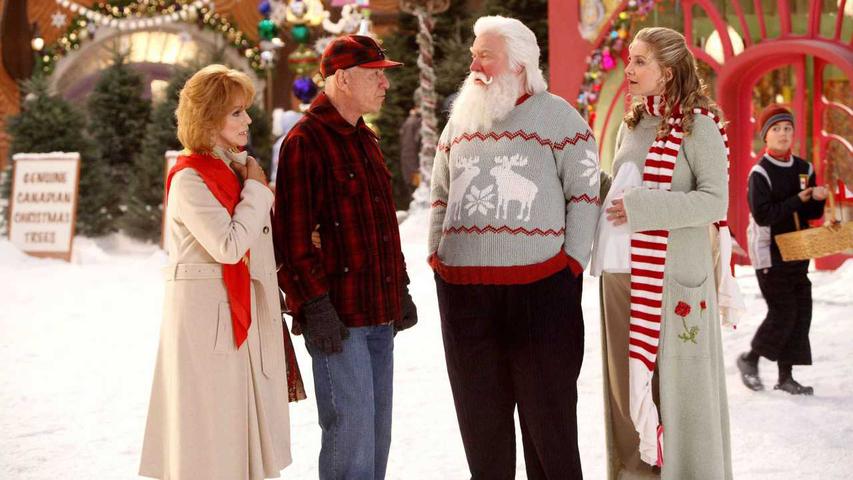 Кадр из фильма «Санта Клаус 3»