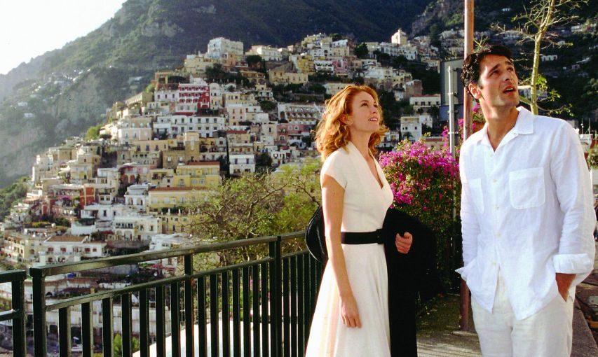 Кадр из фильма «Под солнцем Тосканы»
