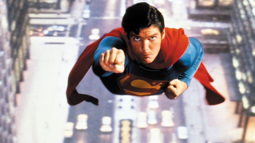 Кадр из фильма «Супермен»