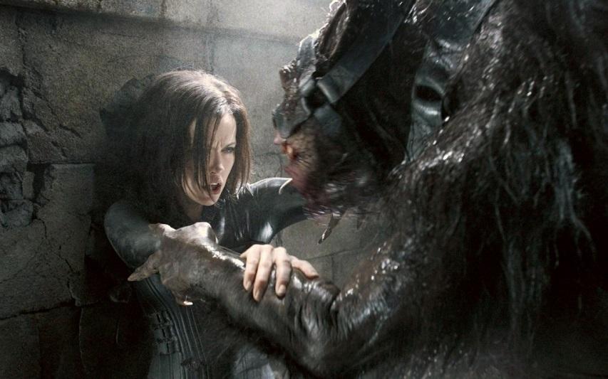 Кадр из фильма «Другой мир 2: Эволюция»