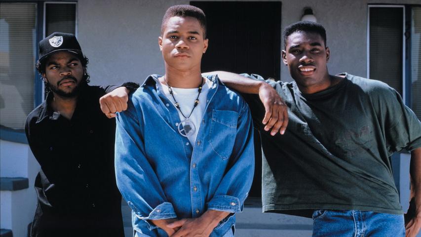 Кадр из фильма «Ребята по соседству»