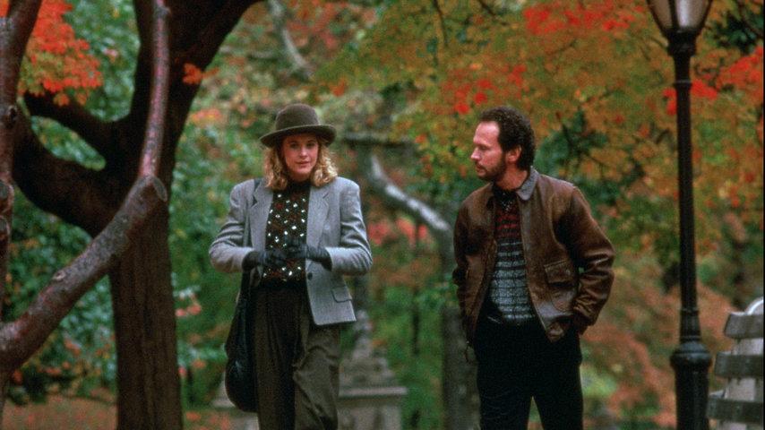 Кадр из фильма «Когда Гарри встретил Салли»