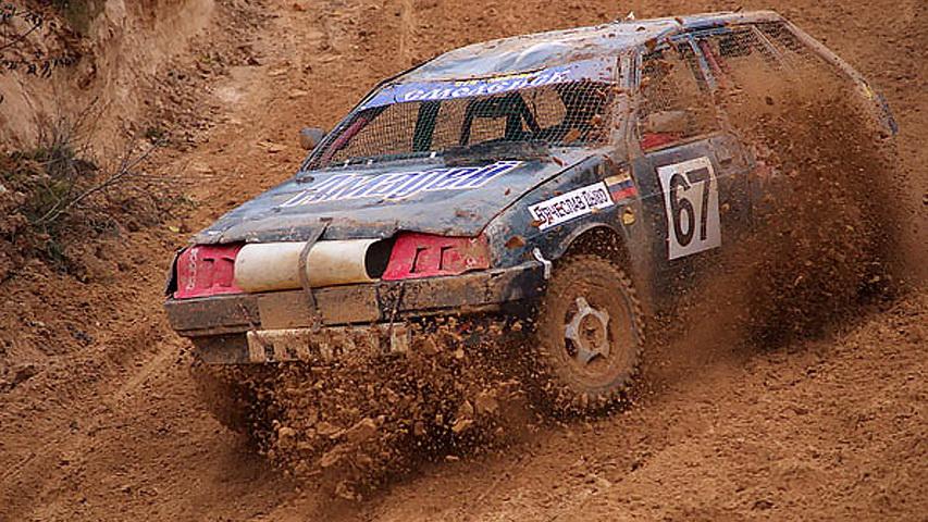 Автокросс. Фото с сайта drivecontact.ru