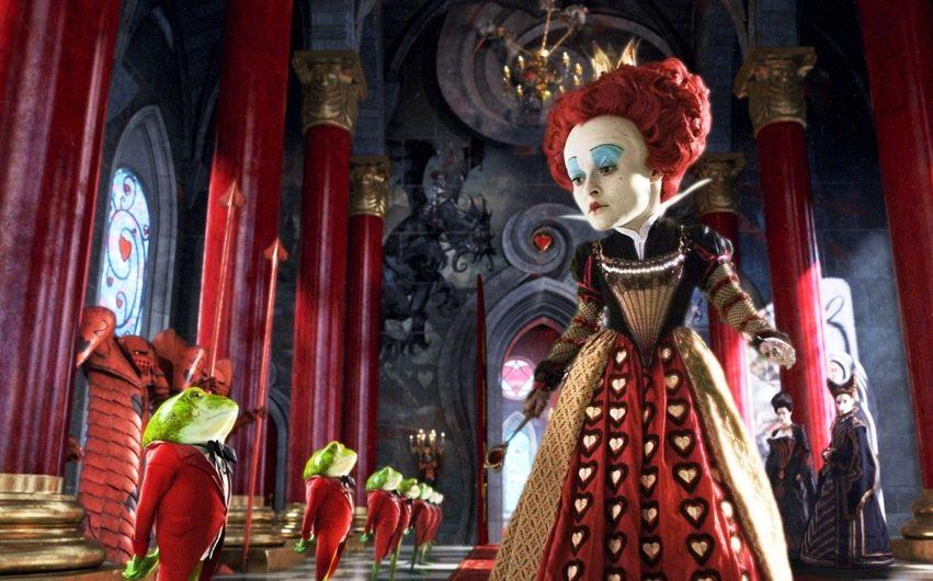 Кадр из фильма «Алиса в Стране чудес»