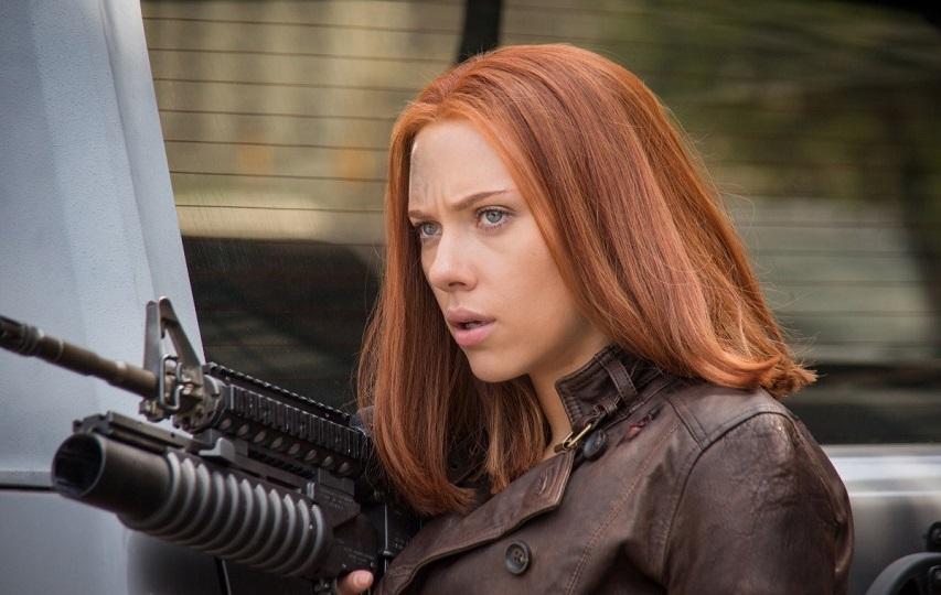 Кадр из фильма «Первый мститель: Другая война»