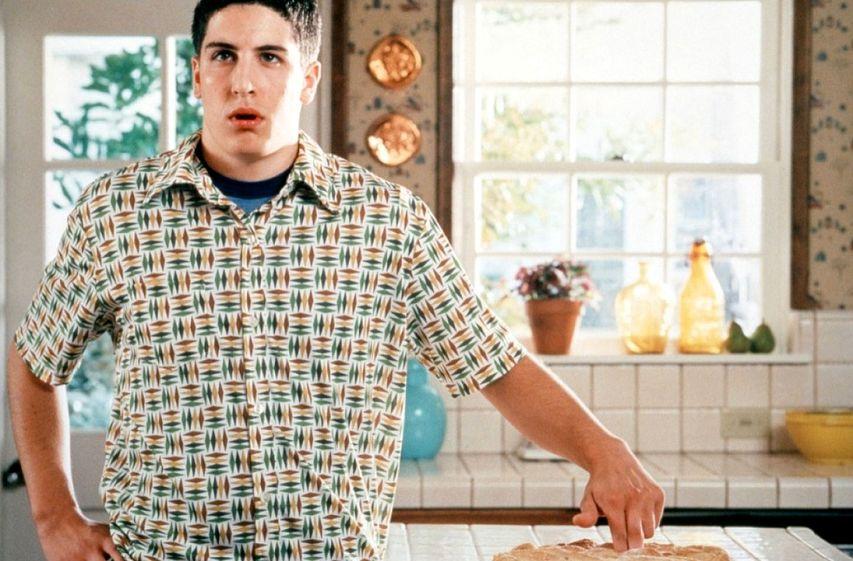 Кадр из фильма «Американский пирог»