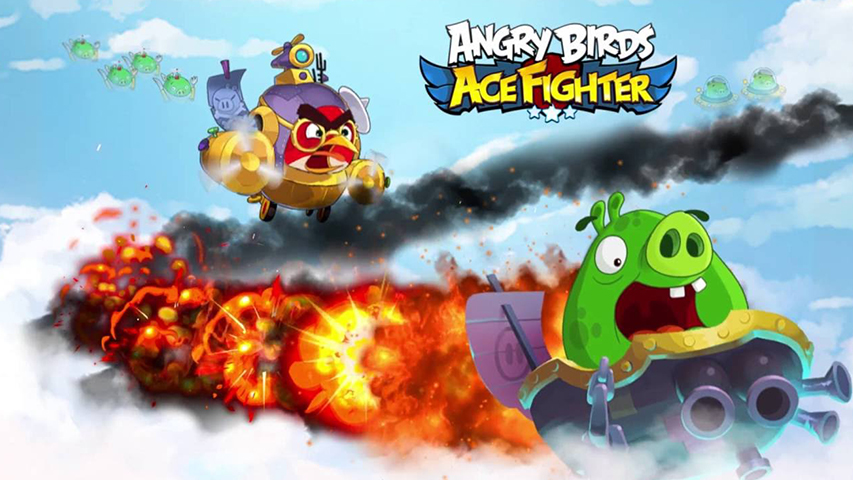 Angry Birds Ace Fighter!