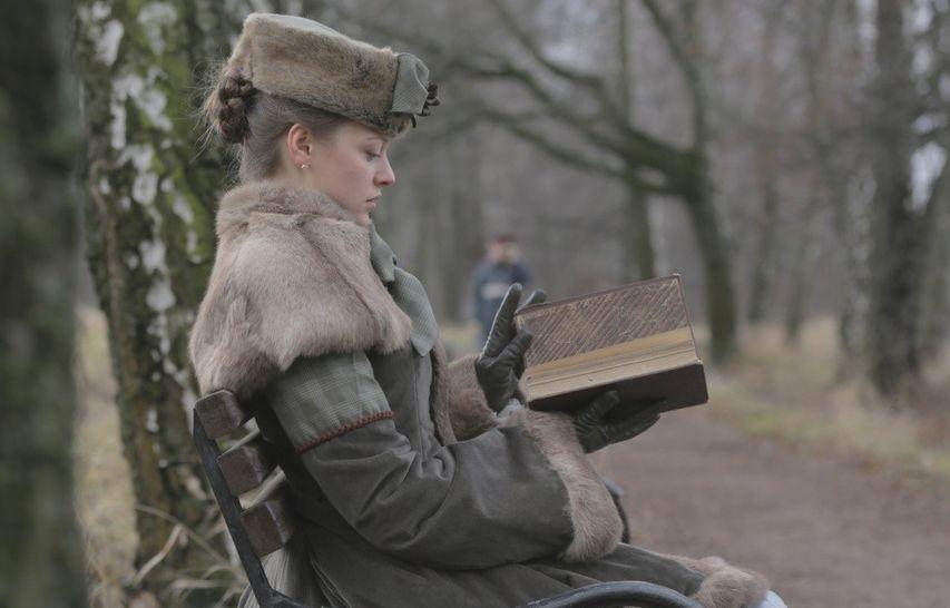 Кадр из сериала «Анна-детективъ»