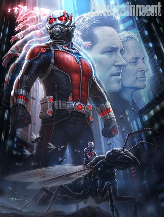 Постер фильма «Человек-Муравей»