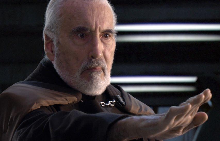 Кадр из фильма «Звездные войны. Эпизод II. Атака клонов»
