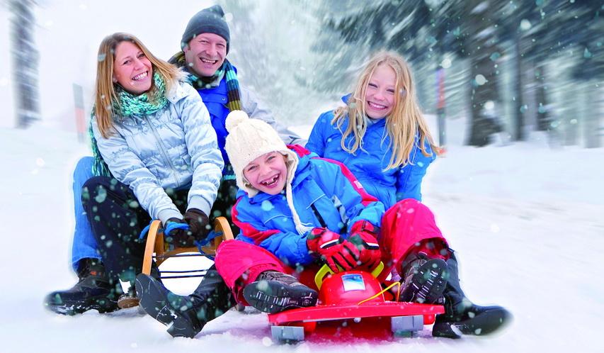 Зимний отдых. Фото с сайта velomot.com