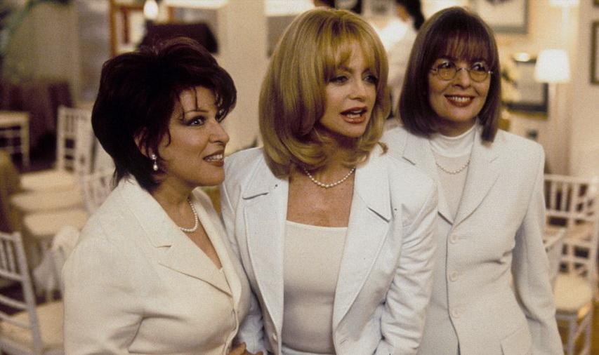 Кадр из фильма «Клуб первых жен»