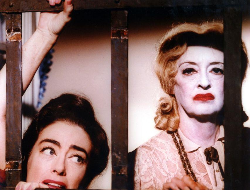 Постер фильма «Что случилось с Бэби Джейн?»