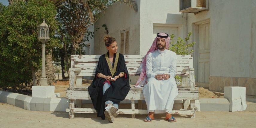 Кадр из фильма «Барака встречает Барака»