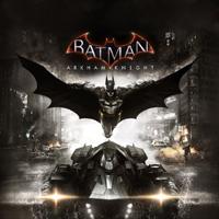 Обложка игры Batman: Arkham Knight