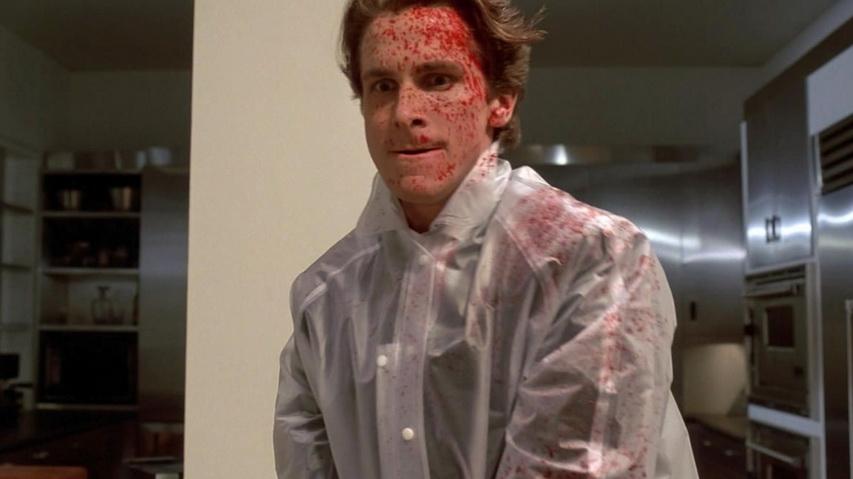 Кадр из фильма «Американский психопат»