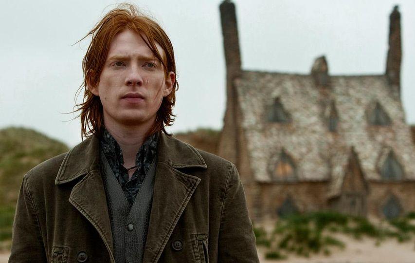 Кадр из фильма «Гарри Поттер и Дары смерти. Часть 1»