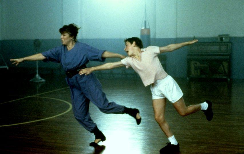 Кадр из фильма «Билли Эллиот»