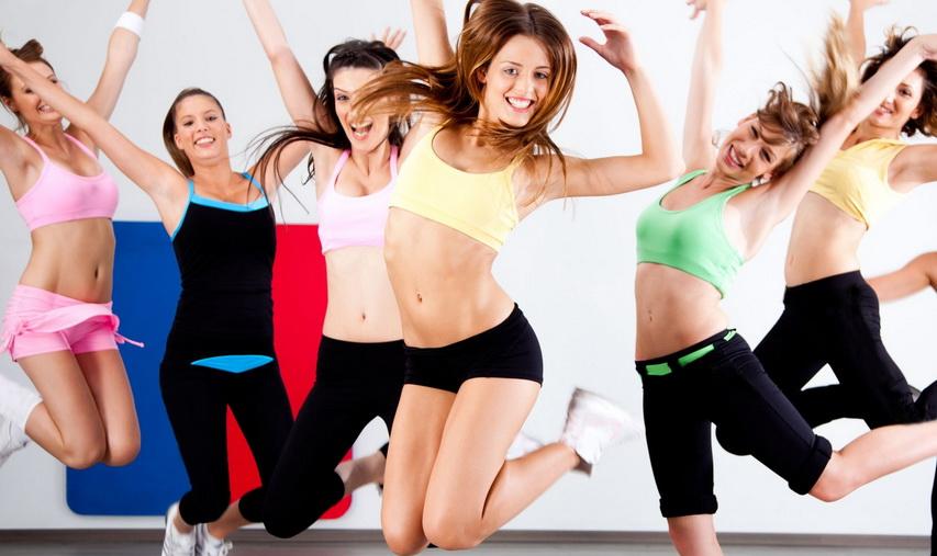 Фитнес. Фото с сайта  loder.ru
