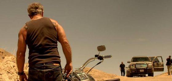 Кадр из фильма «Кровный отец»