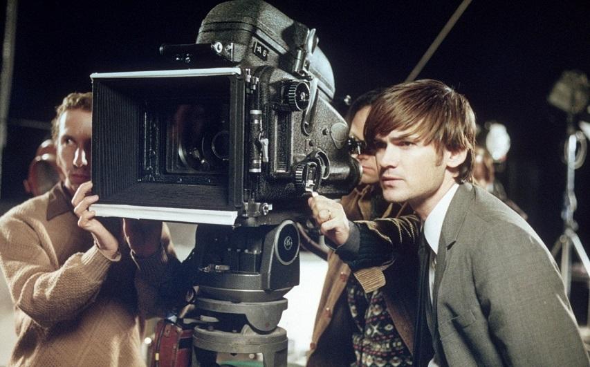 Кадр из фильма «Агент Стрекоза»
