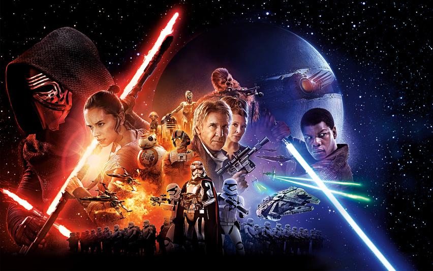 Арт «Звездных войн»