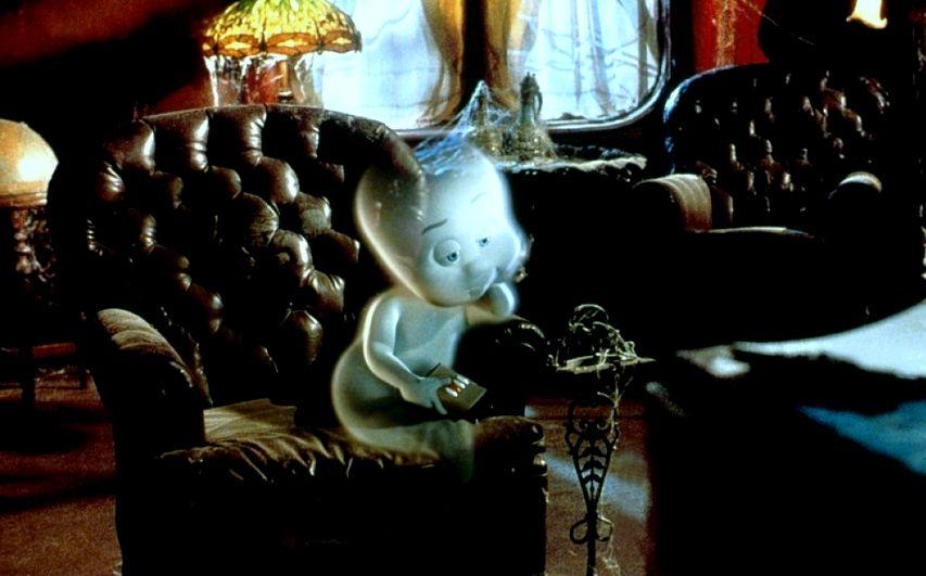 Кадр из фильма «Каспер»