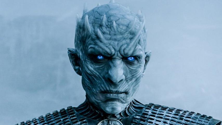 Фурдик в образе Короля Ночи. Кадр из сериала «Игра престолов»