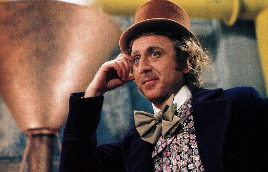 Кадр из фильма «Вилли Вонка и шоколадная фабрика»