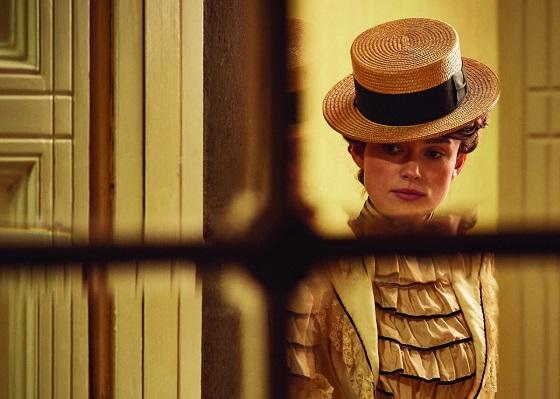 Кадр из фильма «Колетт»