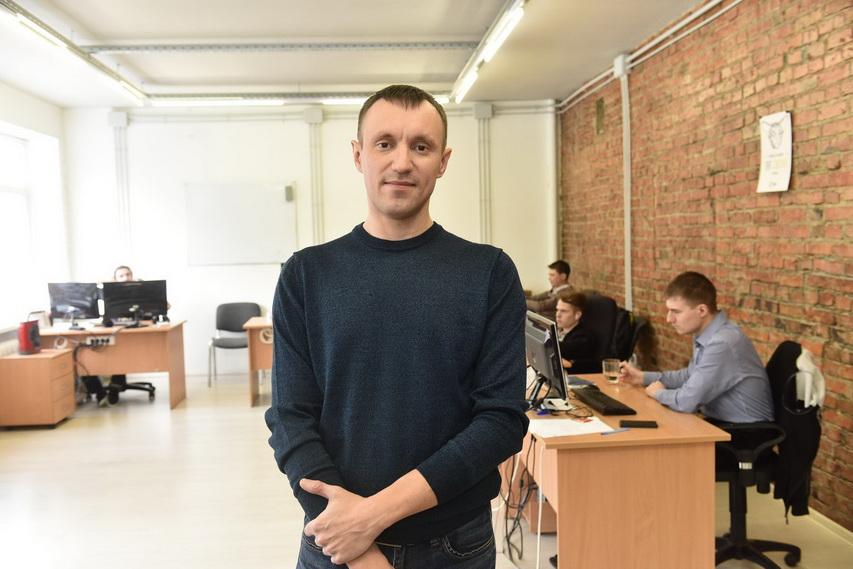 Главный программист ITM Холдинга Сергей Голованов