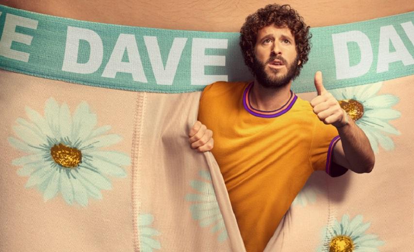 Постер сериала «Дэйв»
