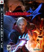 Обложка игры Devil May Cry 4