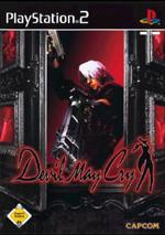 Обложка игры Devil May Cry