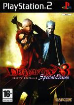 Обложка игры Devil May Cry 3