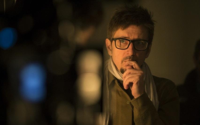 На съемках фильма «Доктор Стрэндж». Фото с сайта empire.com