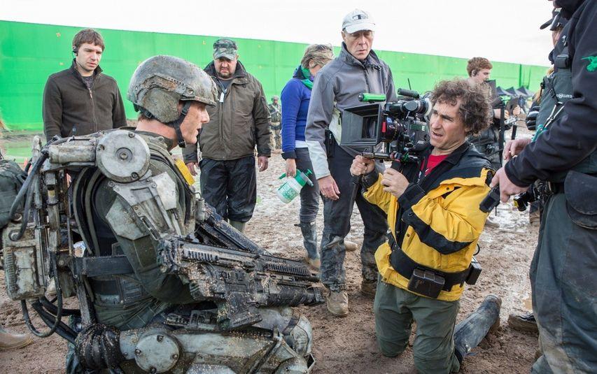 Даг Лайман на съемках «Грани будущего». Фото с сайта kinopoisk.ru