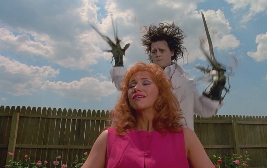 Кадр из фильма «Эдвард руки-ножницы»